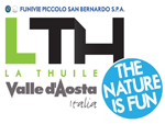logo la thuile the nature is fun