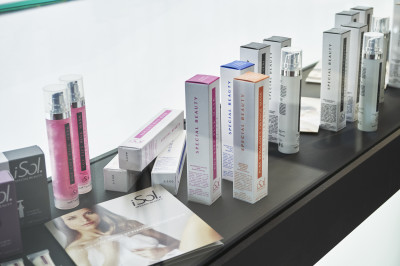 Linea cosmetica iSol Special Beauty