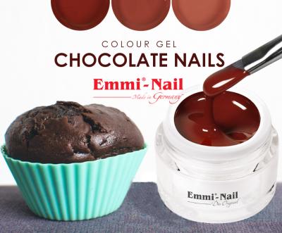 Colour gel cioccolato VSS