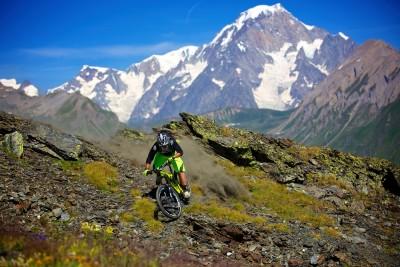 Bike park_ La Thuile _Valle d'Aosta
