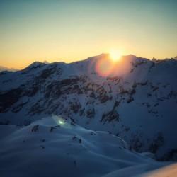 panorame_La Thuile Valle d'Aosta