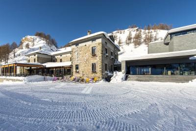 Re delle Alpi_panoramica giorno_La Thuile Valle d'Aosta