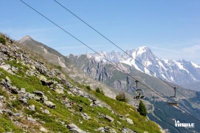 seggiovia chalet express la thuile valle d'aosta PH La Thuile MTB